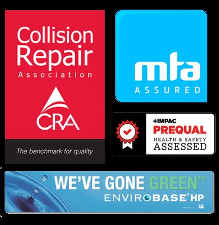 Rapid Repairs Accreditations